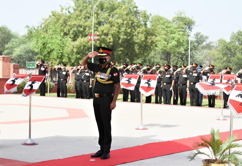 PRESS INFORMATION BUREAU (DEFENCE WING) GOVERNMENT OF INDIA, DEFENCE WING, CHETAK CORPS, ARMY COMMANDER, SAPTA SHAKTI COMMAND, Military Station,
